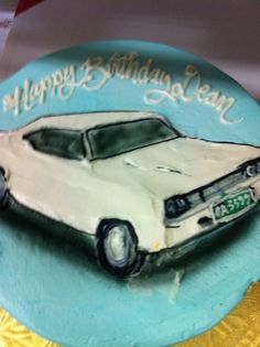 Race Car Retirement Cake Wuollet Bakery Custom Drawing Cakes