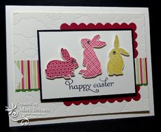 SUO66 Ears to You by stampercamper - Cards and Paper Crafts at Splitcoaststampers