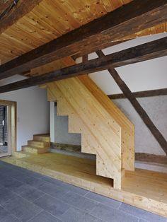 Renovación de Casa de Campo / Loïc Picquet Architecte Farm Building Renovation / Loïc Picquet Architecte – Plataforma Arquitectura