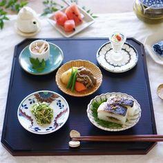【豆皿のある暮らし】人気インスタグラマーTammy*さんに聞く、豆皿を使うコツ | くらしのアンテナ | レシピブログ Food Presentation, Japanese Food, Ethnic Recipes, Japanese Dishes, Food Plating, Solar Eclipse