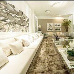 Um mega sofá ...adoro@nos meus projetos | WEBSTA - Instagram Analytics