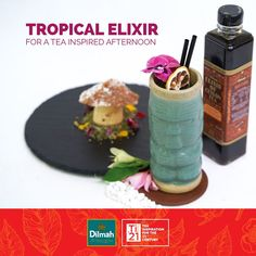 Dilmah Tea Recipes - Tea Gastronomy, Mixology and Tea Pairing Recipes Tea Recipes, Dessert Recipes, Cucumber Juice Benefits, Peppermint Tea Benefits, Peppermint Patties, Decorating Coffee Tables, Fresh Lime Juice, Tropical, Ethnic Recipes