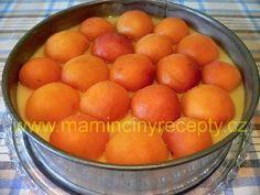 Krupicový dort – Maminčiny recepty Plum, Fruit, Food, Meal, The Fruit, Essen, Hoods, Meals, Eten
