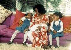 Diana Ross & her Daughters@Tracey Brown