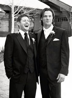 Love this pic of them at Jared's wedding