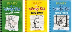 Diary Of A Wimpy Kid Book Giveaway!