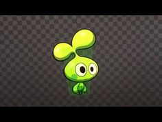 spine animation -seed dobee - YouTube