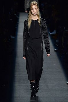 ALEXANDER WANG Otoño-Invierno 2015/2016 New York Fashion Week