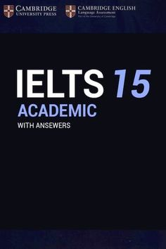 the best Cambridge IELTS 15 Books ever. These books are going to help you to prepare for the IELTS test. and you are gonna get your dream true. Cambridge Student, Cambridge Ielts, Cambridge English, Cambridge Pavers, Cambridge University, Ielts Reading Academic, Ielts Writing, Writing Practice