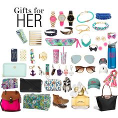 Gifts For Her By Savannahprep On Polyvore Christmas