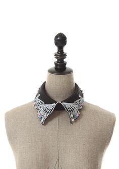 axes femme online shop|蝶刺繍つけ襟