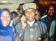More photos: Rotimi Amaechi arrives National Assembly - http://www.thelivefeeds.com/more-photos-rotimi-amaechi-arrives-national-assembly/