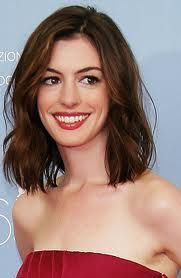 This is what I'd look like with a long bob...my hair is too thin for that cut