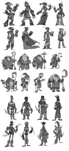2D Bean artblog ✤ || CHARACTER DESIGN REFERENCES | キャラクターデザイン | çizgi film • Find more at https://www.facebook.com/CharacterDesignReferences & http://www.pinterest.com/characterdesigh if you're looking for: #grinisti #komiks #banda #desenhada #komik #nakakatawa #dessin #anime #komisch #manga #bande #dessinee #BD #historieta #sketch #strip #cartoni #animati #comic #komikus #komikss #cartoon || ✤