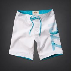 Dudes Hollywood Beach Swim Shorts | Dudes Swim | HollisterCo.com