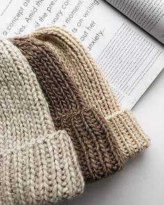 WEBSTA @ knitwear_studios - В январе обещают настоящую зиму и мороз, одевайтесь теплее и заботьтесь о своих близкихШапочки натуральных оттенков из тёплой шерсти в наличии .Заказ можно оформить через direct или на нашем сайте.#knitwear_studios Knit Crochet, Crochet Hats, Opus, Fashion Flats, Trends, Autumn Winter Fashion, Knitted Hats, Knitwear, Knitting Patterns