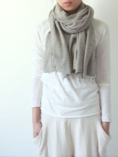Pale grey and white...YES...
