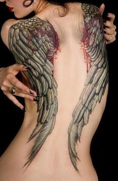 Amazing Tattoos Body Art Designs and Ideas Pictures Gallery For Men and Women @aegisgears #tattoo