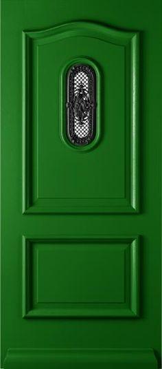 """Buitendeur, """"JV5066"""", van Java Deuren in de categorie Merbau voordeuren uit de serie """"Serie: Buitenwijk"""""""