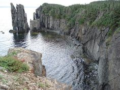 Hike the Skerwink Trail, NL This 5km coastal trail features ancient sea stacks, whales, icebergs and eagles. Walkable mainly from spring to fall, parts of the coastal route can be challenging, as they involve steep inclines and run close to cliff edges where hikers may feel as though they are standing at the edge of the world. Bring a picnic and spend the day in peace and quiet. Visit theskerwinktrail.com for more info. (Bruce Kirkland/QMI Agency)