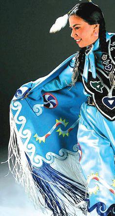 Leslie Deer, Head Lady Dancer, 20th Anniversary Indigenous Peoples Day Pow Wow