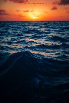 "macalaelliottphotography: ""Atlantic Blue Aesthetic Macala Elliott Photography """