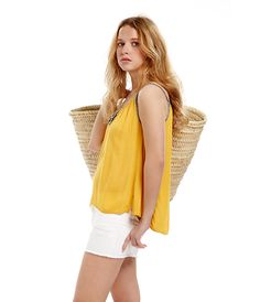 Summer time #Gocco #Goccofashion #goccolifestyle #teen #teenstyle #look #newcollection #top #trendy #outfit