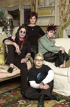 """Osbourne is credited with creating and producing the first celebrity reality TV show, """"The Osbournes,"""" on MTV. In 2002, the show won a primetime Emmy for """"Best Reality Show."""" #AGT /America's Got Talent"""