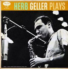 """Herb Geller Plays - EmArcy MG 26045 [10"""" LP] 1954"""