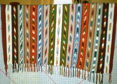 Indian paintbrush ~free pattern~ varigated yarn patterns crochet free knitting lettetia s indian paintbrush afghan Crochet Home, Crochet Yarn, Crochet Stitches, Free Crochet, Free Knitting, Christmas Crochet Blanket, Easy Crochet Blanket, Crochet Blankets, Afghan Crochet Patterns