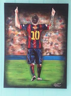 Messi Art