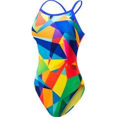 Faith Yes.  Wiggle Nederland | TYR Women's Quartz Crosscut Fit Swimsuit SS15 Zwemkleding dames