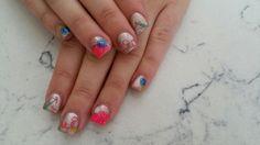 Crochet and bottom nails