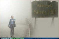 Casual Stroll #SilentHill