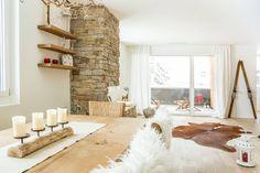 Alpine chic apartment, Andermatt