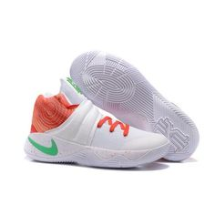 new concept 2bef3 49a64 Buy Nike Kyrie 2 White Orange Green Men s Basketball Shoes Copuon Code from  Reliable Nike Kyrie 2 White Orange Green Men s Basketball Shoes Copuon Code  ...