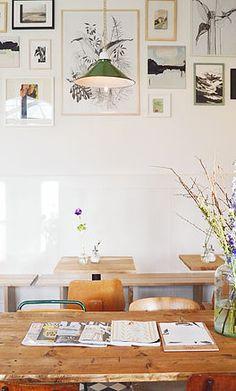 PARQIET Gallery, coffee, kids