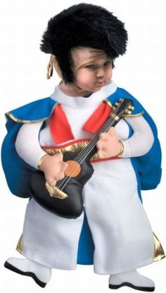 Baby Elvis Costume - One Size