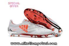best authentic f3432 b9199 Adidas Adizero 99 X 16 Limited Edition 99 Gram FG White Orange Red Mls  Soccer,