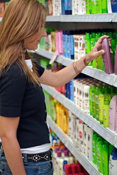 Toiletries cheaper @Elyse Krautkramer