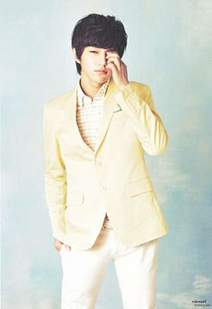 #Infinite #L #Myungsoo Kim Myungsoo, L Infinite, Lee Sungyeol, Korean Pop Group, Asian Love, Korean Women, Korean Lady, Attractive Guys, To Infinity And Beyond