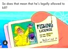 Enjoy the meme 'So that does mean that he's legally allowed to kill? Memedroid: the best site to see, rate and share funny memes!