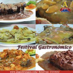 En octubre nuestro festival gastronómico es de carnes en salsa. Ven, disfruta de nuestro variado menú y excelente servicio. Reservas: 2321632. #RestaurantesMedellín #RecomendadosMedellín #Restaurantes #AngusBrangus #MúsicaenVivo #carne #vino