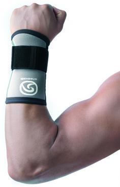 De Rehband polsbandage 7793 is speciaal ontworpen voor power-lifting. De extra elastische band biedt optimale ondersteuning voor de pols. Dit resulteert in verbeterde krachtontwikkeling bij het ontlasten van de pols.