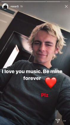 Ross' Instagram