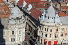 Cluj-Napoca, Kolozsvár #Transylvania Hungary, Romania, Cities, Louvre, Travel, Viajes, Destinations, Traveling, Trips