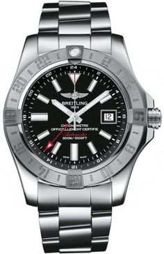 @breitling Watch Avenger II GMT #bezel-bi-directional #bracelet-strap-steel #brand-breitling #case-material-steel #case-width-43mm #delivery-timescale-call-us #dial-colour-black #gender-mens #gmt-yes #luxury #movement-automatic #official-stockist-for-breitling-watches #packaging-breitling-watch-packaging #subcat-avenger #subcat-breitling-gmt #supplier-model-no-a3239011-bc35-170a #warranty-breitling-official-2-year-guarantee #water-resistant-300m