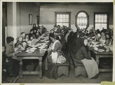 'What a Christmas Present! Deportation!': The Revealing History of Ellis Island's Holiday Parties | Atlas Obscura