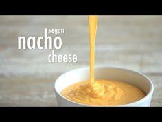 VEGAN NACHO CHEESE | hot for food - YouTube