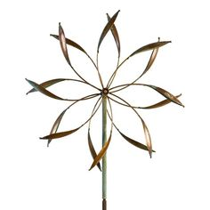 THE ART OF COPPER Featuring the Double Spinner Wind Sculpture by kinetic artist Lyman Whitaker.  Comes in multiple sizes. For pricing visit our website #kineticart #metalart